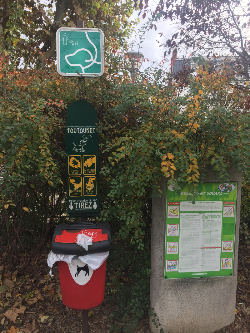 Promener Son Chien Au Jardin Lecoq De Clermont Ferrand