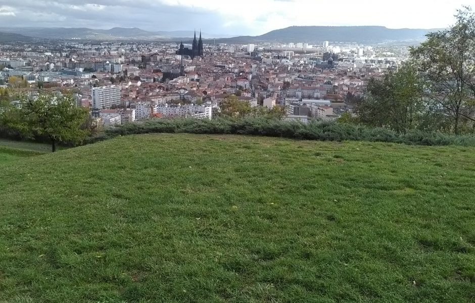 Le parc de Montjuzet à Clermont-Ferrand (63)