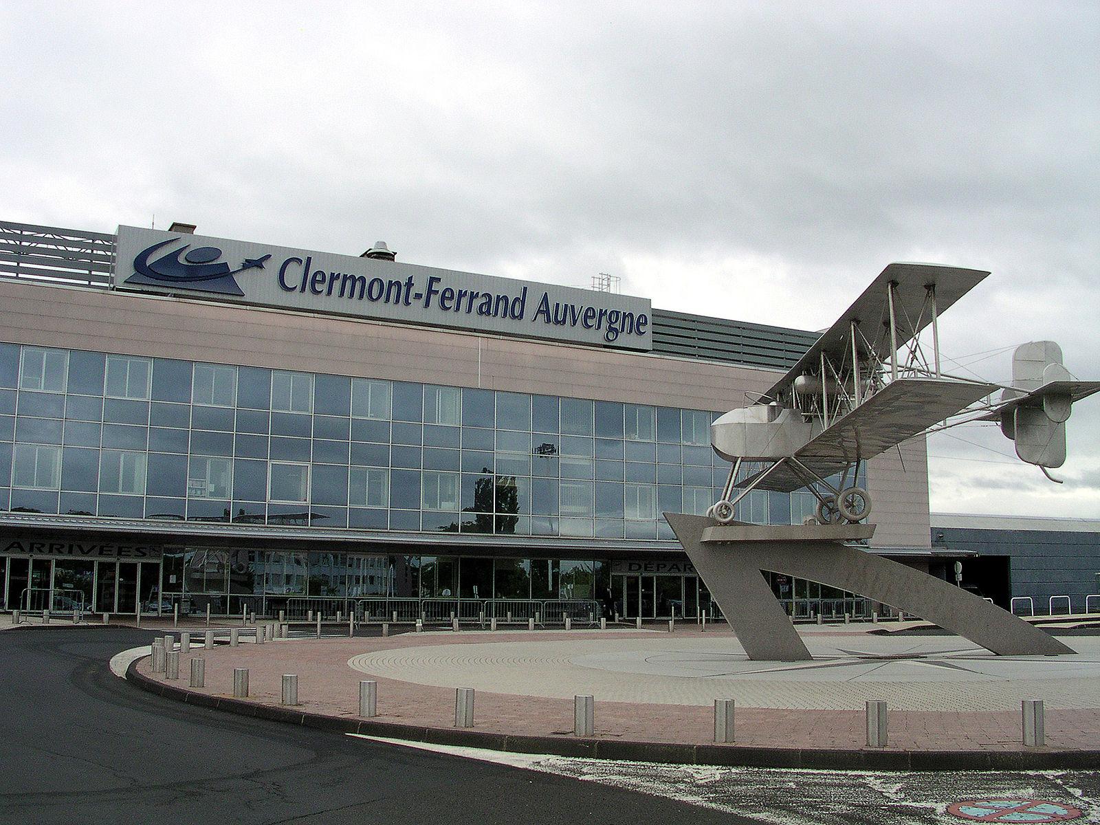 Entrer dans l'aéroport d'Aulnat avec son chien ?