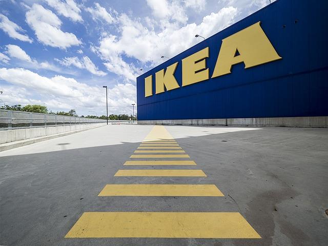 Chien interdit à Ikea