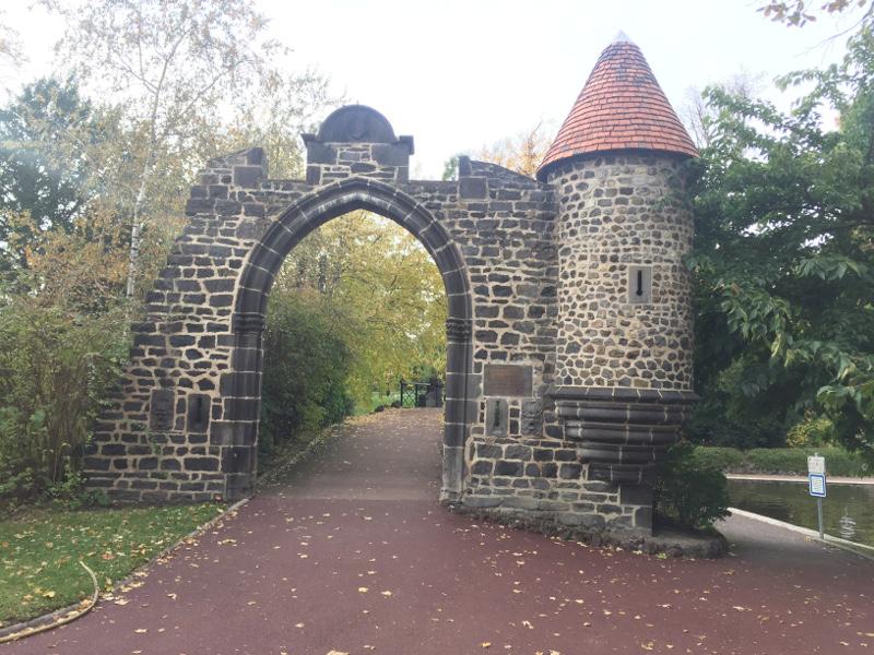 Le Jardin Lecoq à Clermont-Ferrand (63)
