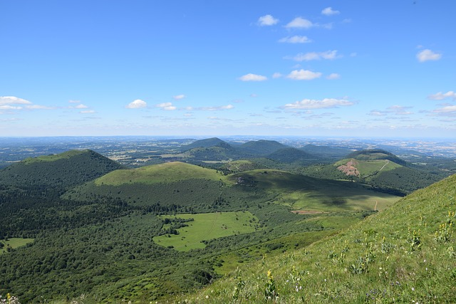 Volcans d'Auvergne